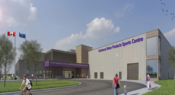 Strathmore Motor Products Sports Centre